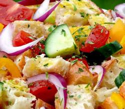 Рецепт: Салат «Нежный»