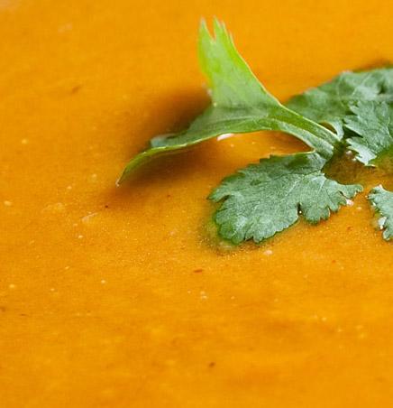 Готовим вкусный тыквенный суп-пюре