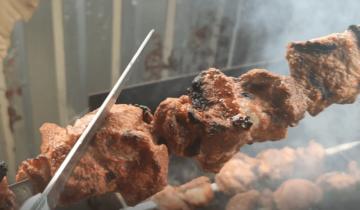 Как приготовить вкусный шашлык из свиной шеи